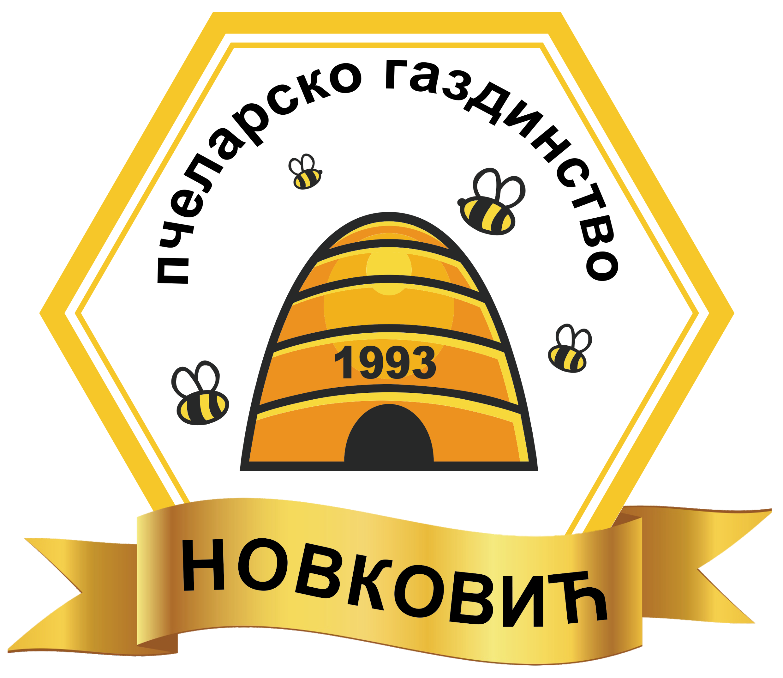 Srpski med logo